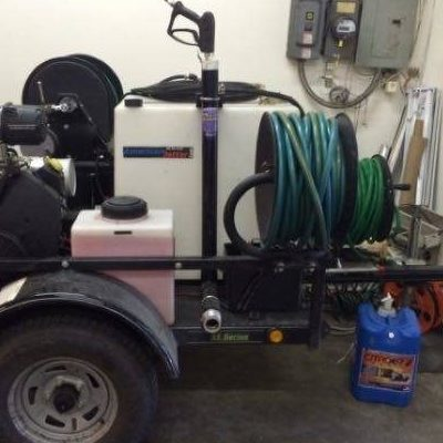 A Picture of Hydro Jetting Equipment.